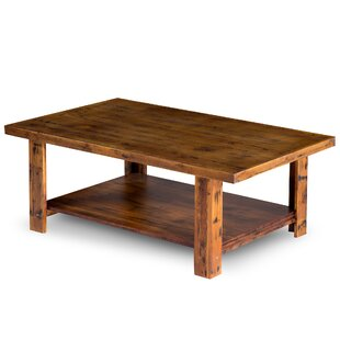 Savings Mulvey Coffee Table By Loon Peak