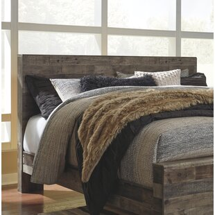 Wilcoxen Panel Headboard by Millwood Pines