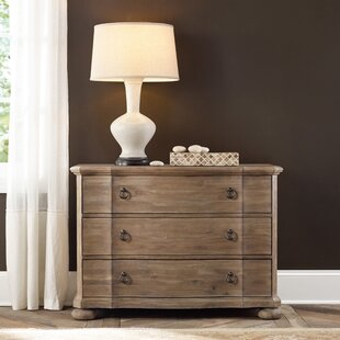 Purchase Corsica 3 Drawer Bachelor's Chest ByHooker Furniture