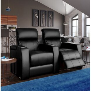 Latitude Run Large Home Theater Row Seating (Row of 2)