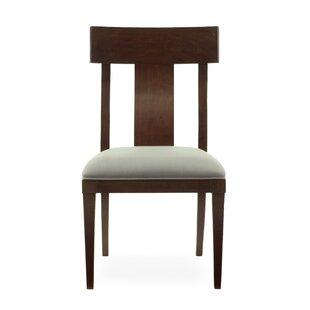 Haven Slat Back Upholstered Dining Chair ..