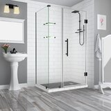 Bromley GS 46 x 72 Rectangle Hinged Shower Enclosure by Aston