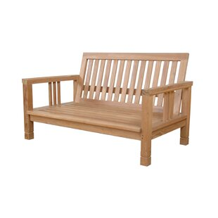 SouthBay Deep Seating Loveseat by Anderson Teak