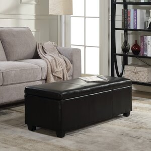 Boston Upholstered Storage Bench