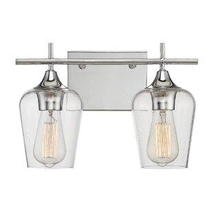 Hickerson 2-Light Vanity Light by Mercury Row