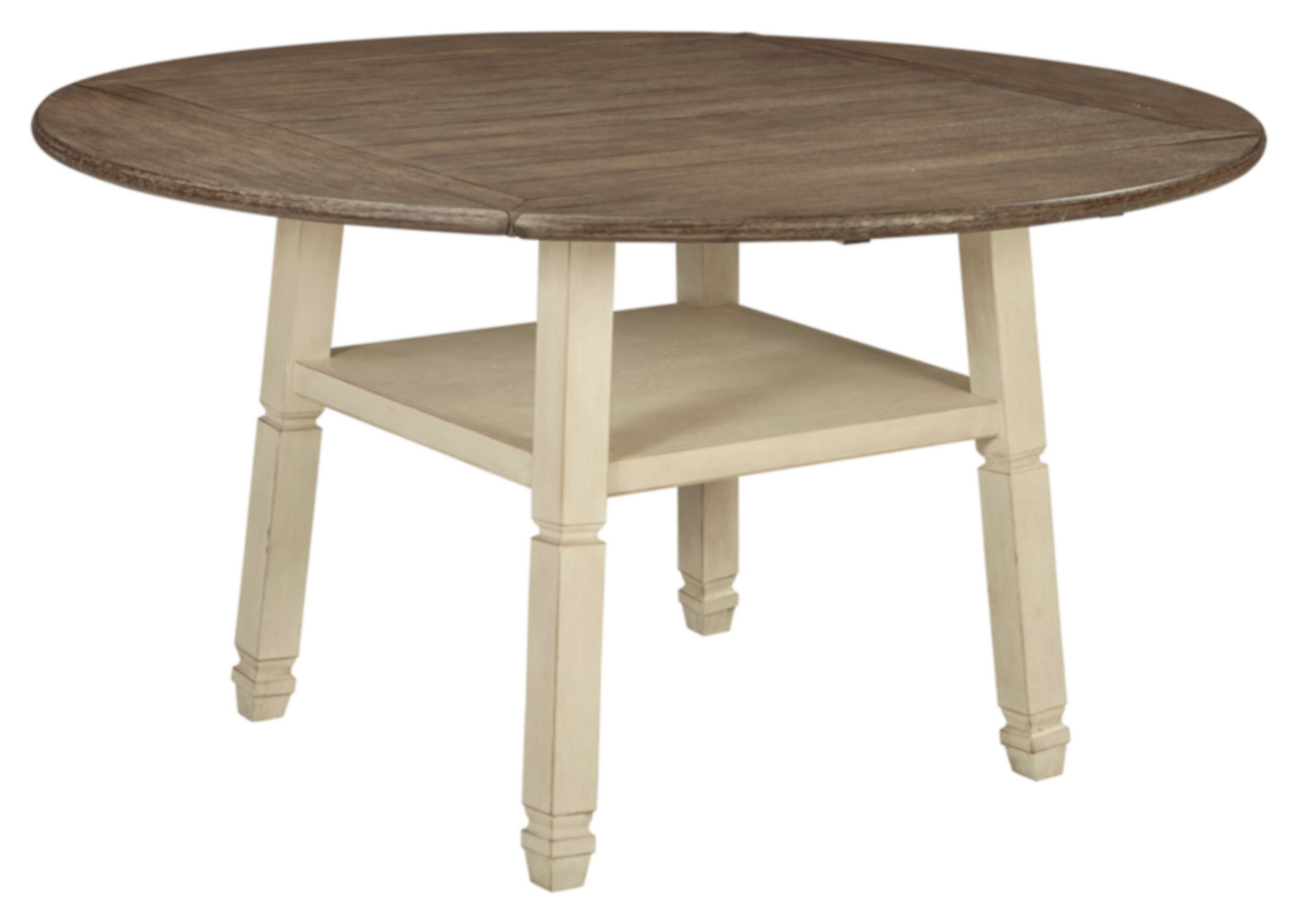 Lark Manor Alsace Counter Height Drop Leaf Dining Table | Wayfair