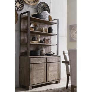Norah Server with Hutch by Foundry Select