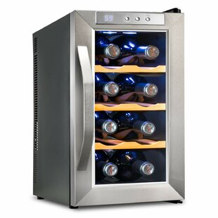 8 Bottle Thermoelectric Wine Cooler