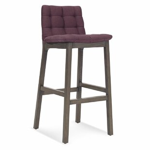 Wicket Smoke 31.7 Bar Stool