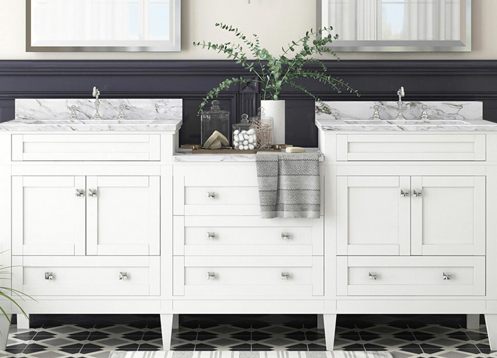 How To Find Your Dream Bathroom Vanity