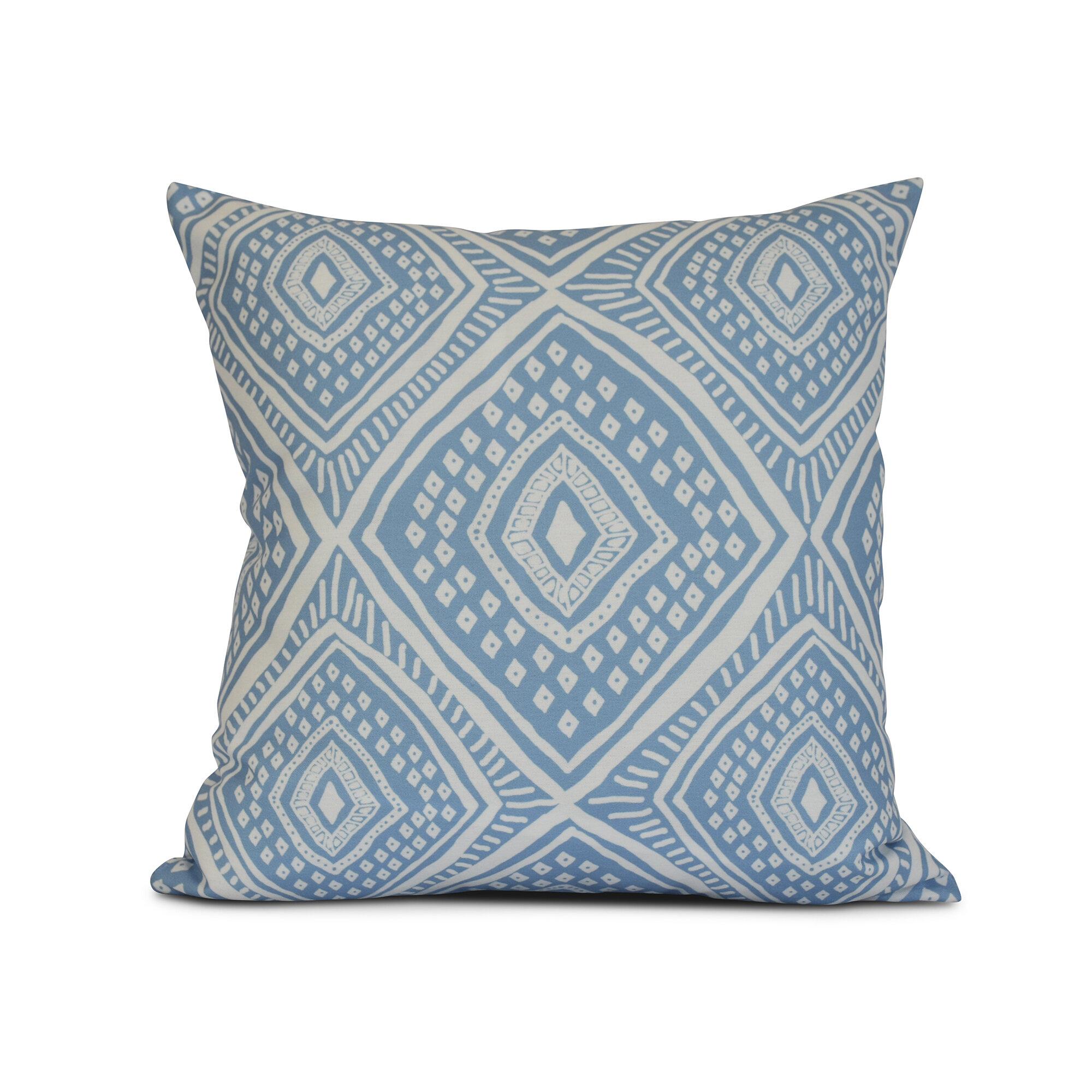 Adler Square Outdoor Throw Pillow Reviews Allmodern