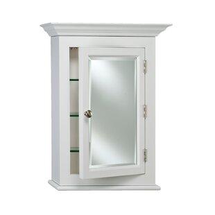 Order Wilshire I 22 x 27 Medicine Cabinet By Afina