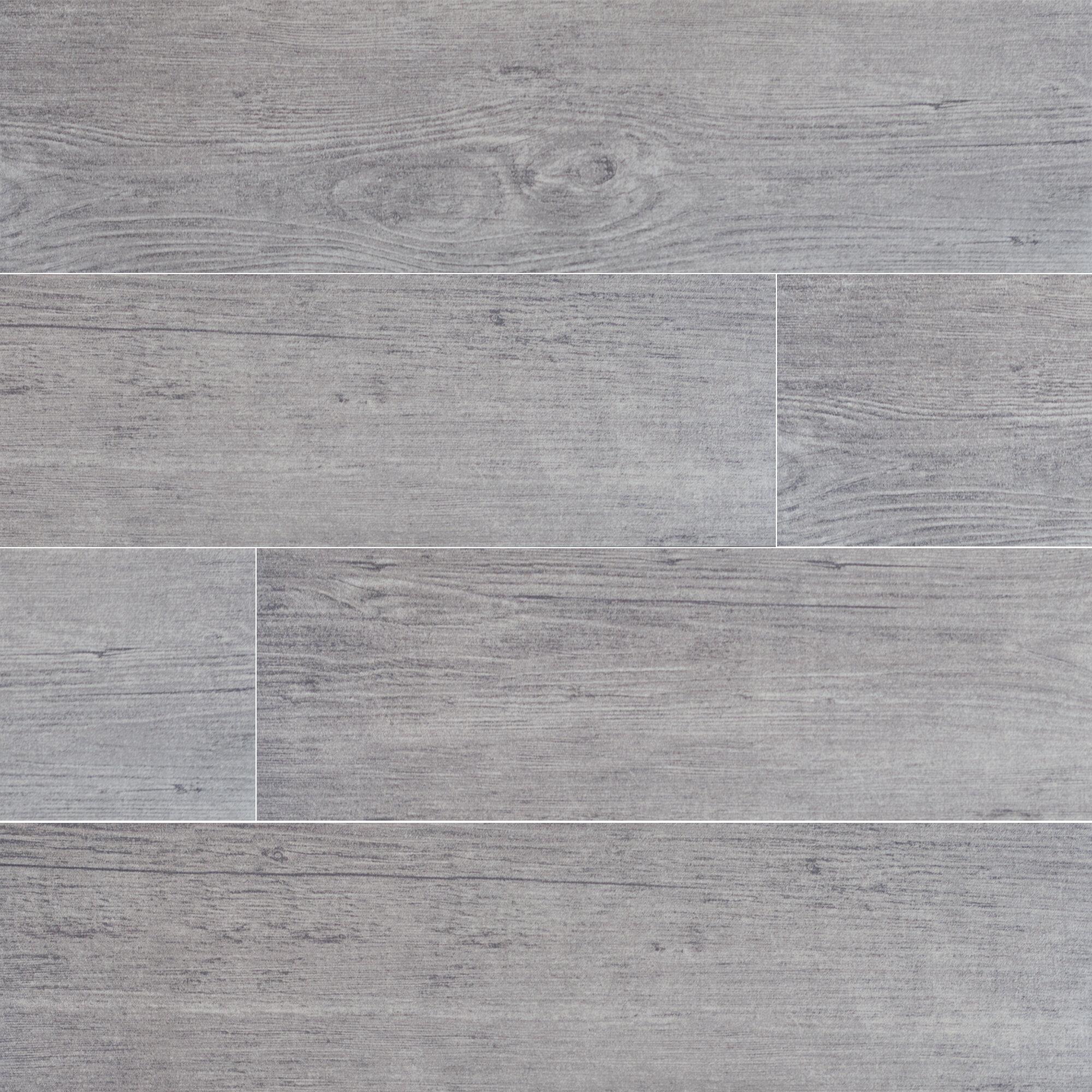 Msi Sonoma 6 X 24 Ceramic Wood Look Tile Reviews Wayfair