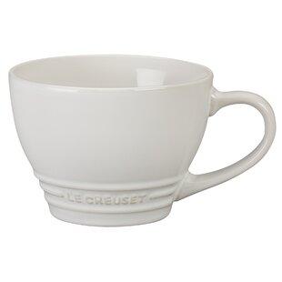 Stoneware Bistro Coffee Mug