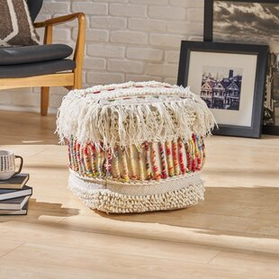 Bartow Pouf by Bungalow Ro..