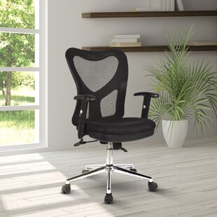 Mesh Ergonomic Task Chair by Techni Mobili Best #1
