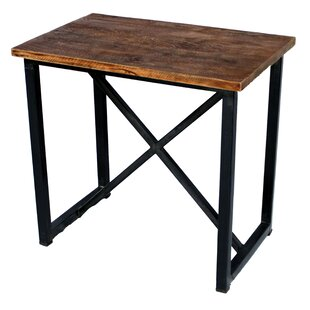 Union Rustic Bryana End Table