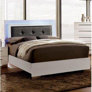 Orren Ellis Lambda Upholstered Platform Bed