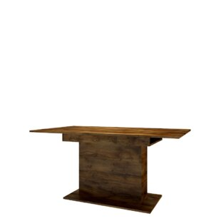 Regent Extendable Dining Table Loon Peak