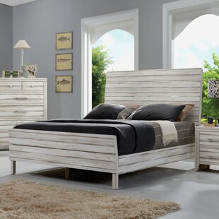 Andrews Panel Bed by Highland Dunes
