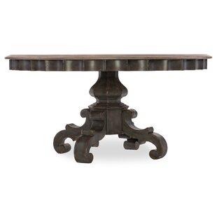 Great Price Arabella Round Pedestal Dining Table Base ByHooker Furniture