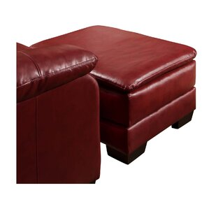 Simmons Upholstery Cates Ottoman by Red Barrel Studio