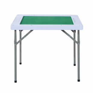35 Folding Cards Table by HomCom