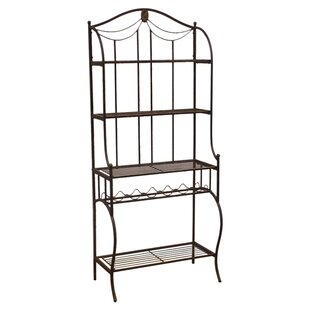 Baptist Steel Baker's Rack by Alcott Hill