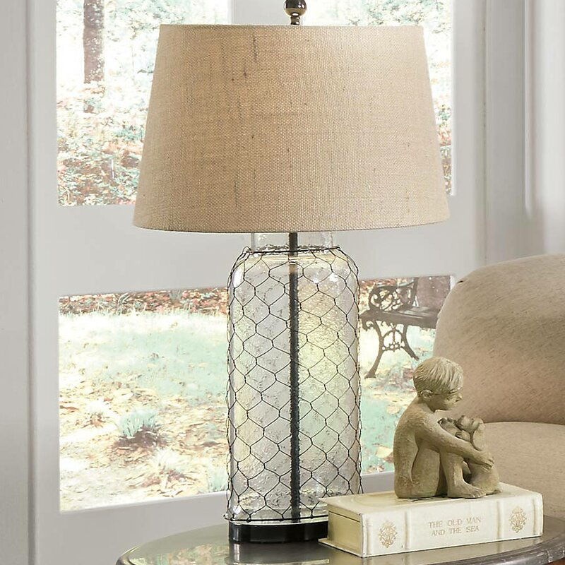 "Higgins 30.75"" Table Lamp"