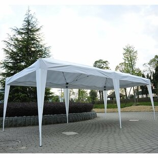 Wallace 3m X 6m Steel Pop-Up Gazebo By Sol 72 Outdoor