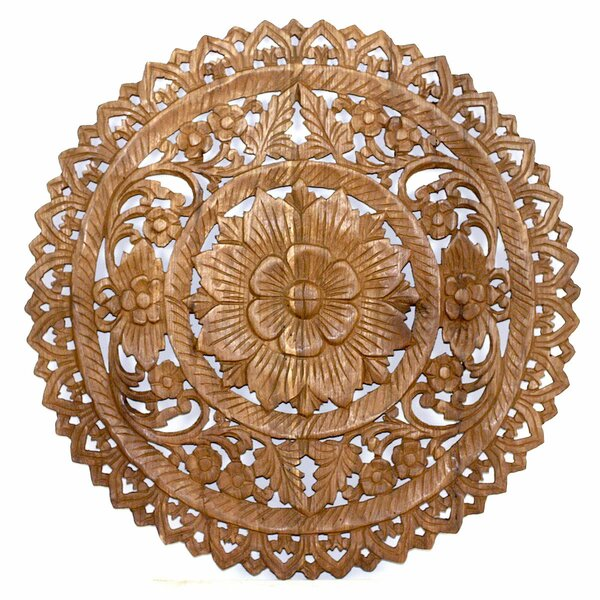 Round Wood Wall Decor Wayfair