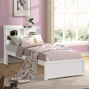 Stall Twin Platform Bed