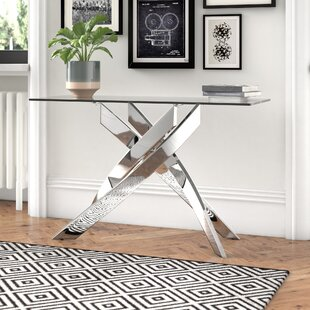 Zaffelare Console Table By Wade Logan