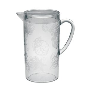 Clear Plastic Acrylic Pitchers Free Shipping Over 35 Wayfair