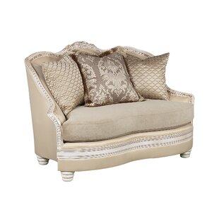 Benetti's Italia Cristaldo Chair and a Half