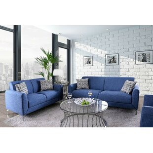 Silvie Standard Configurable Living Room Set by Orren Ellis