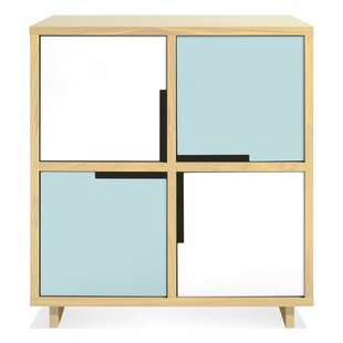 Modu-licious #3 4 Door Accent Cabinet by Blu Dot