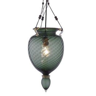 Oggetti Fez 1-Light Urn Pendant