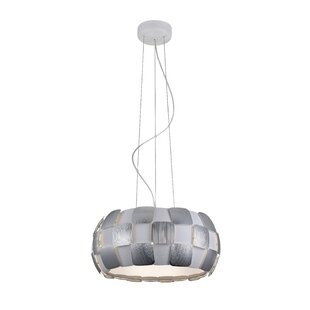 Wade Logan Chadstone 5-Light Drum Chandelier