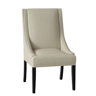 Nathan Upholstered Dining Chair by Hekman