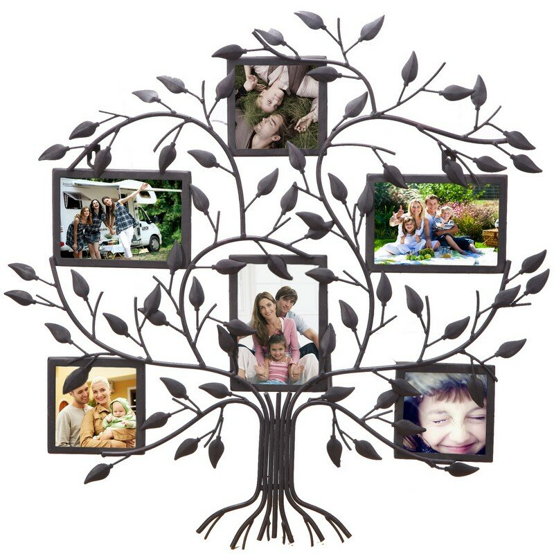 Family Tree Collage Frame | Wayfair