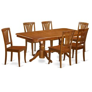 Pillsbury 7 Piece Extendable Dining Set by August Grove Fresh