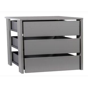Combest Dresser For Wardrobe By Ebern Designs