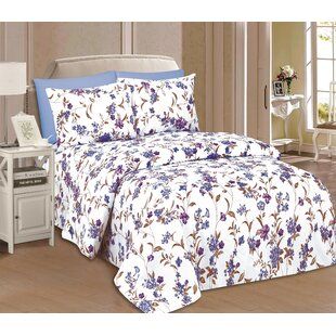 Rosier Microfiber Sheet Set