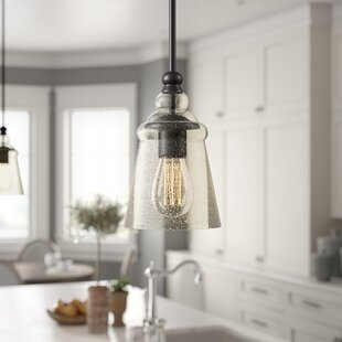 Sargent 1-Light Bell Pendant