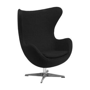 Orren Ellis Camila Swivel Lounge Chair