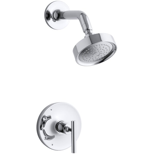 Ordinaire K T14422 4 K TS14422 4 BGD,K TS14422 4 BN,K TS14422 4 BV Kohler Purist  Rite Temp Pressure Balancing Shower Faucet Trim With Lever Handle, Valve  Not Included ...