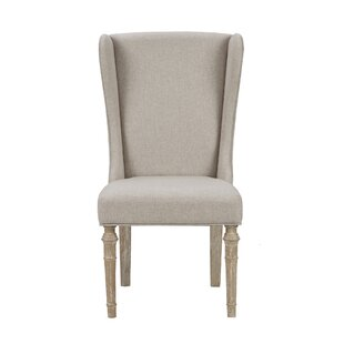 Madison Park Signature Napa Upholstered Dining Chair (Set of 2)