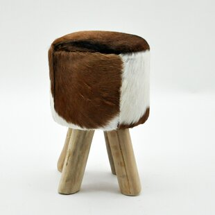 Bowling Footstool By Alpen Home