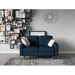 Affordable Price Goss Loveseat by Ebern Designs